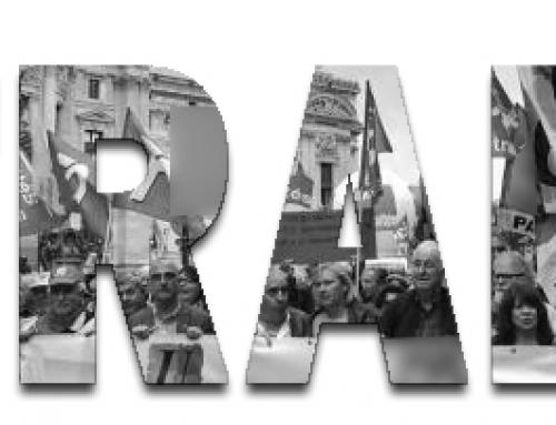 Retraité-e-s : Faire écho à la mobilisation du 17 novembre