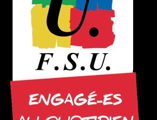 Formation initiale des enseignants: vives inquiétudes de la FSU