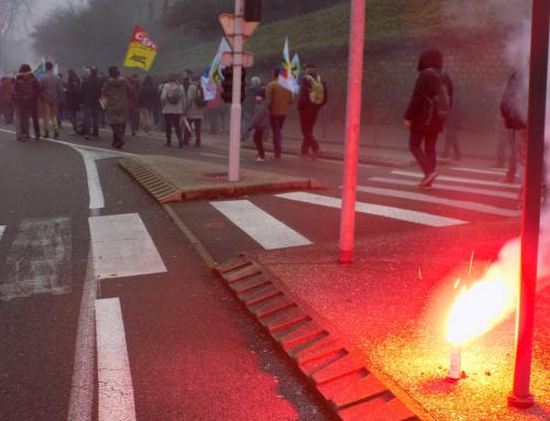 """Samedi 16 janvier 2021 – Marches pour le retrait de la loi """"Sécurité Globale"""""""