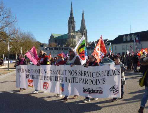 Manifestation du 6/2: PHOTOS