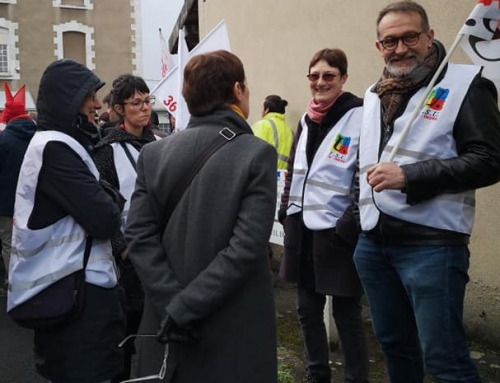 Le procureur de Châteauroux porte plainte contre la CGT, FO et la FSU 36 !