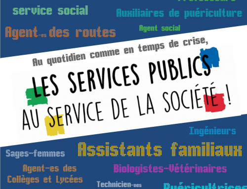 LES AGENTS TERRITORIAUX AU SERVICE DE L'INTERÊT GENERAL