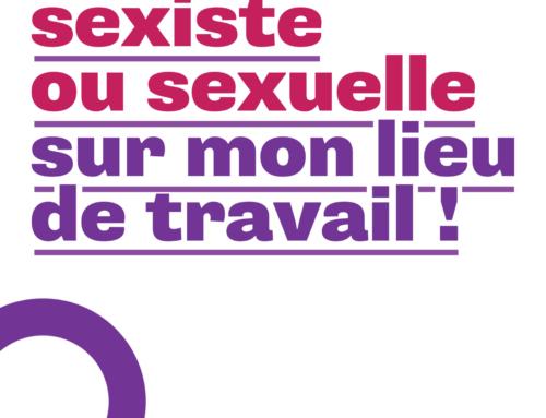 Violences sexuelles et sexistes, harcèlement sexuel au travail… L'Éducation nationale doit prendre ses responsabilités !