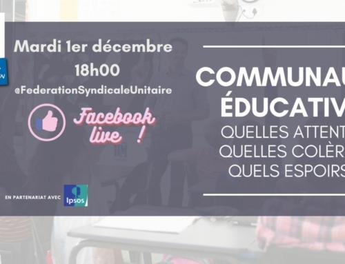 Opération vérité sur les réalités de l'Education du XXI ème siècle !