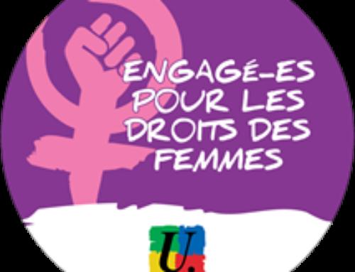 8 mars: JOURNÉE INTERNATIONALE DE LUTTE POUR LES DROITS DES FEMMES