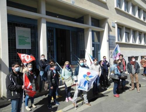 Grève à Chartres : les accompagnants d'élèves handicapés (AESH) dénoncent la précarité de leur métier – Chartres (28000)